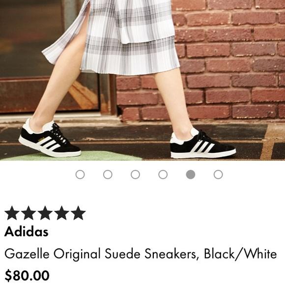 1fa3036697 SALE Adidas Gazelle Original Suede Sneakers